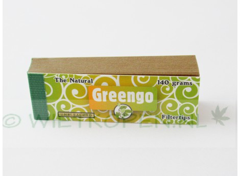 Greengo filter tips