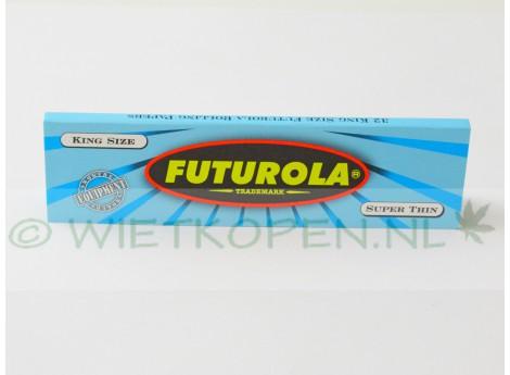 Futurola blue-Vloei/ joint tips en meer
