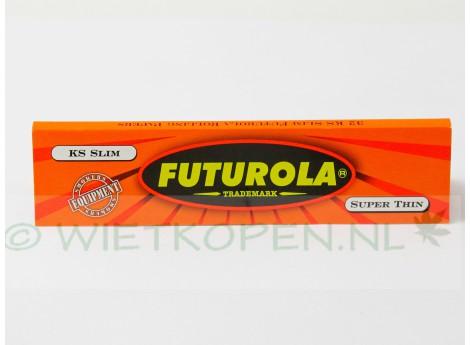Futurola Orange-Joint tips & vloeipapier