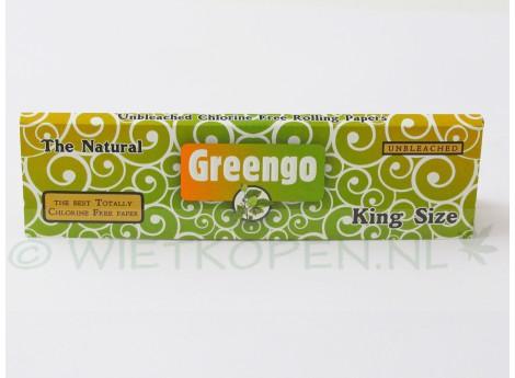 Greengo vloei-Joint tips & vloeipapier