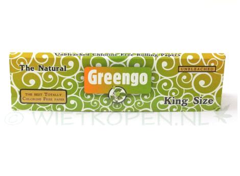 Greengo vloei Joint tips & vloeipapier