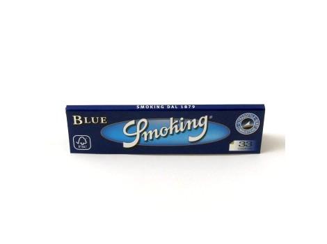 Smoking Blue vloei