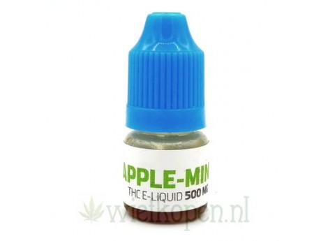 THC E-liquid Apple-Mint-THC E-liquids