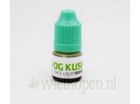 THC E-liquid OG Kush