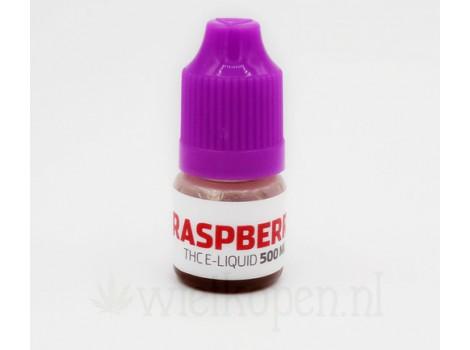 THC E-liquid Raspberry