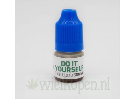 THC Liquid Do It Yourself-THC E-liquids