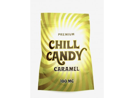 Chill Candy caramel 100mg edibles