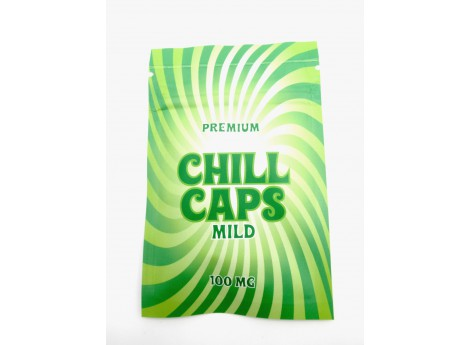 Chill Candy mild caps 100mg edibles